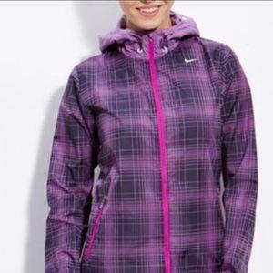 Nike Phentom Valor windbreak jacket XL purple